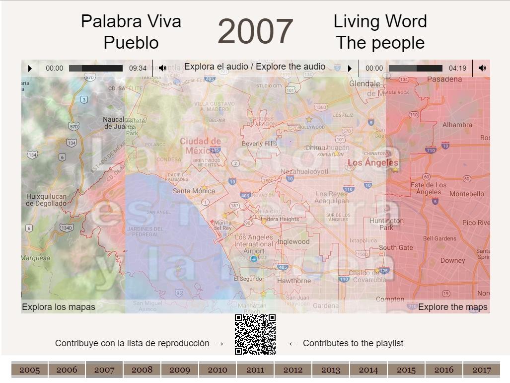 Palabra Viva: el radio como contenedor de La Palabra